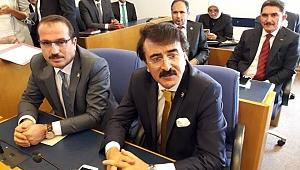 Ak Partili Kırkpınar, Plan Ve Bütçe Komisyonuna Seçildi