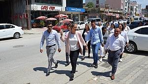 Bölünmez Çankırı'dan şaşırtan ziyaretler