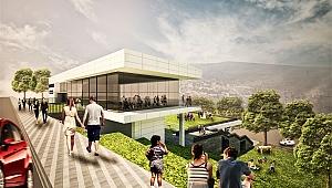 Bornova yeni projelerle daha da güzelleşiyor