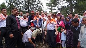 Çağırgan'da Muhteşem Yörük-Türkmen Şenliği