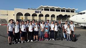 Havajet Öğrencileri Malta Yolcusu...