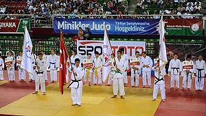 Judo Şampiyonası'na muhteşem final