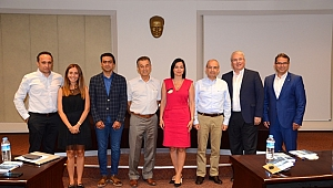 KalDer İzmir Şubesi Manisa'lı Sanayicilerle Buluştu