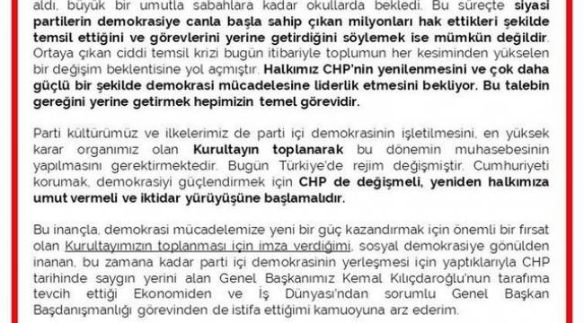 Kılıçdaroğlu'na bir şok daha