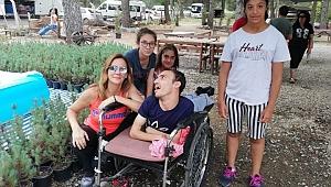 Kozak Yaylasının Serininde Engelsiz Kamp