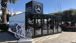 """Mercedes-Benz Türk, """"Pop-up"""" mağazaları ile Ege sahillerini geziyor"""