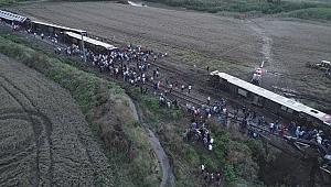 Tekirdağ Çorlu'daki tren kazasında Yaşamını yitiren 24 kişinin isimleri belli oldu