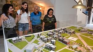 Yücesoy'dan Alaçatı'ya Satış Ofisi