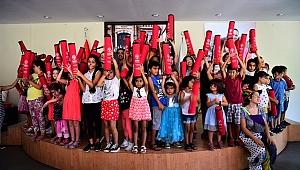 Bornova Çocuk Kulübü'nde doğum günü heyecanı