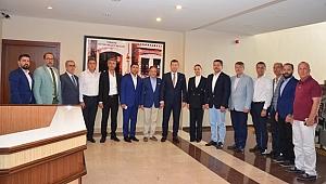 Dokuz Eylül Üniversitesi ile MÜSİAD arasında iş birliği mesajı