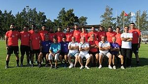 Foça Belediyespor yeni sezon hazırlıklarına başladı…
