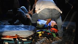 İzmir'li gençin feci ölümü
