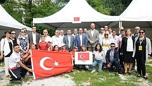 PTT Sporcuları Ödülleri Topladı
