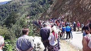 Giresun'daki trafik kazası: 5 ölü, 8 yaralı
