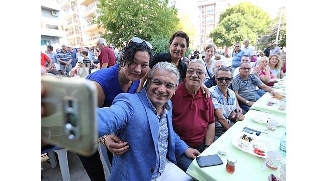 Karşıyaka'da birlik buluşması