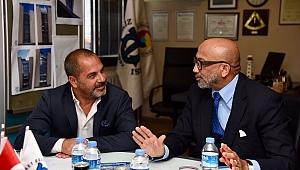 Latin Amerika'dan İzmir Limanı'na kardeş geliyor