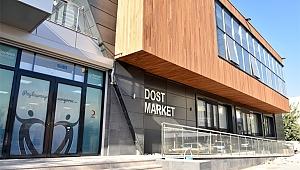 5 bin ailenin tenceresi Dost Market ürünleriyle kaynıyor