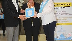 Adil Müftüoğlu'na Onur Ödülü