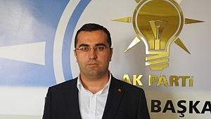 AK Parti Urla'da şok istifa