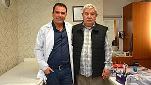 Ameliyatsız Prostat Tedavisiyle 88 Yaşında Sondadan Kurtuldu
