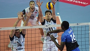 Arkas Spor, geriye düştüğü maçta Tokat Belediye Plevne'yi 3-2 mağlup etti.