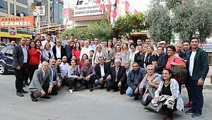 Başkan Karabağ, İlçe Gezilerine Devam Ediyor