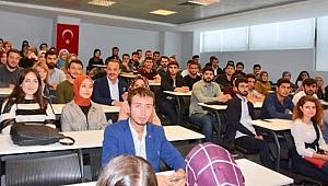 Başkan Şengül, üniversite teşkilatıyla buluştu,