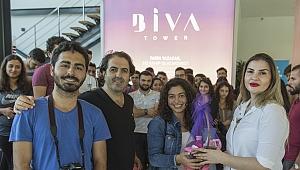 Biva'nın kulesi, genç mühendis adaylarını ağırladı