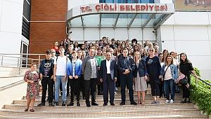 Bosna Hersek'ten kardeş okul ziyareti