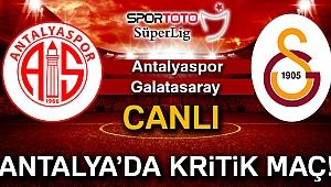 CANLI İZLE | Antalyaspor - Galatasaray canlı izle goller izle | Galatasaray maçı şifresiz izle