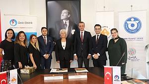 Gediz Elektrik ve İzmir Ekonomi Üniversitesi'nden önemli iş birliği