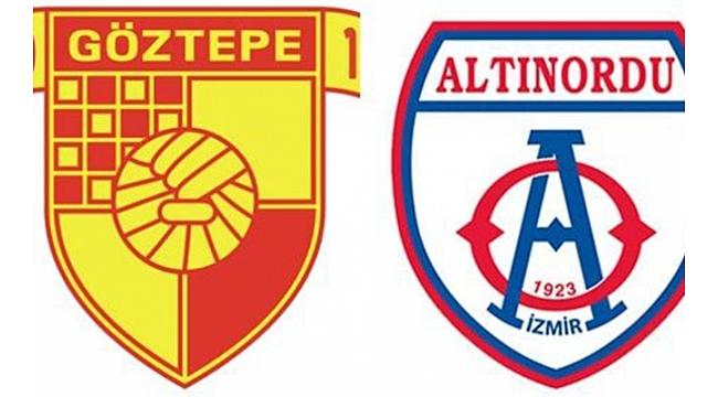 Göztepe - Altınordu maçı seyircisiz