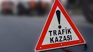 Hafif ticari araç belediye otobüsüne çarptı: 1 ölü