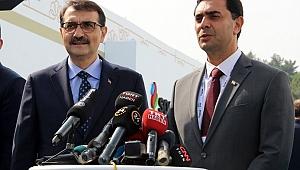 İki bakandan Barbaros gemisi açıklaması
