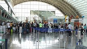 İzmir Adnan Menderes Havalimanı'nda Eylül bereketi