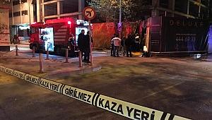 İzmir'de inşaat alanında patlama