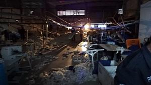 İzmir'de istinat duvarı faciası: 2 ölü, 4 yaralı