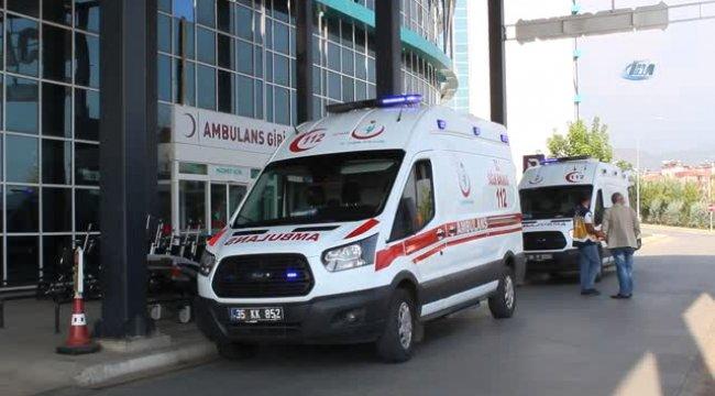 İzmir'de Ortaokulda Gıda Zehirlenmesi Şüphesi: 21 Öğrenci Hastaneye Kaldırıldı