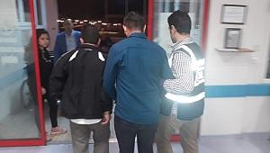 İzmir'deki uyuşturucu operasyonunda 1 tutuklama