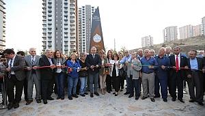 Karşıyaka'da 'Muhtarlar Parkı' açıldı