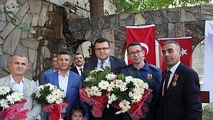 Kemalpaşa'da şehit aileleri ve gaziler dernek kurdu