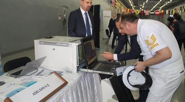 Mayın tespit sonarı, TCG Edincik gemisine entegre edildi