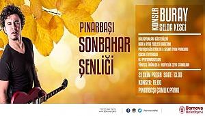 Pınarbaşı'nda Sonbahar Şenliği