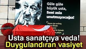 Usta sanatçı Ara Güler'e veda! Duygulandıran vasiyet