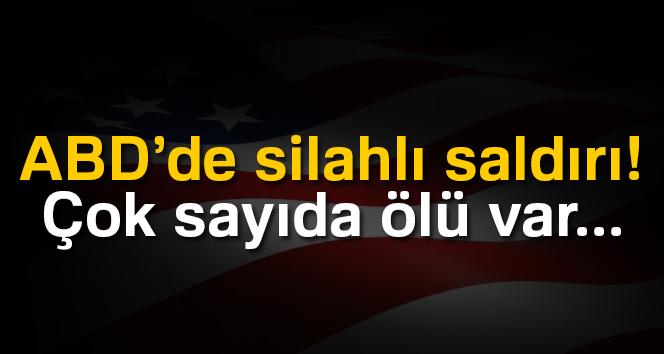 ABD'de bara saldıran kişi etkisiz hale getirildi: 13 ölü