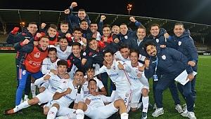 Altınordulu gençler Montpellier'i ağırlayacak