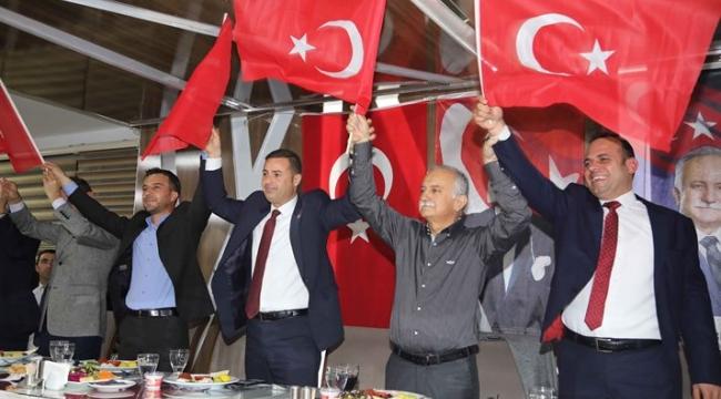 """Başkan Karabağ, """" Birlik Olmak Zorundayız"""""""