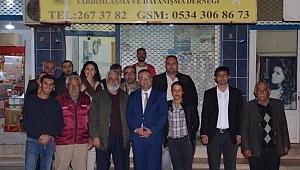 CHP'li Başak'tan Yerinde Kentsel Dönüşüm için Yerinde Araştırma