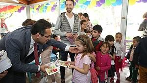 Çocuk kitapları yazarları, Bornovalı miniklerle buluşacak