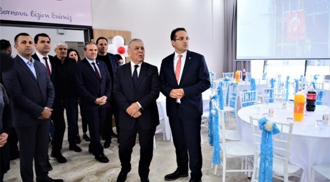 Doğanlar'da Prof. Dr. Aysel Bayraktar Kültür Merkezi açıldı